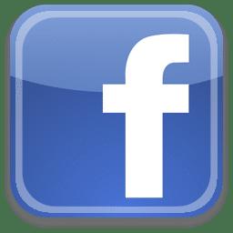 Resultado de imagen para logo de facebook para pagina web