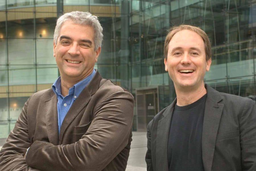 James Fowler y Nicholas Christakis autores de Connected y la teoría de los 3 grados de influencia