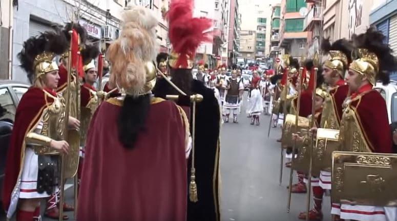 Cofradia 15+1 Semana Santa