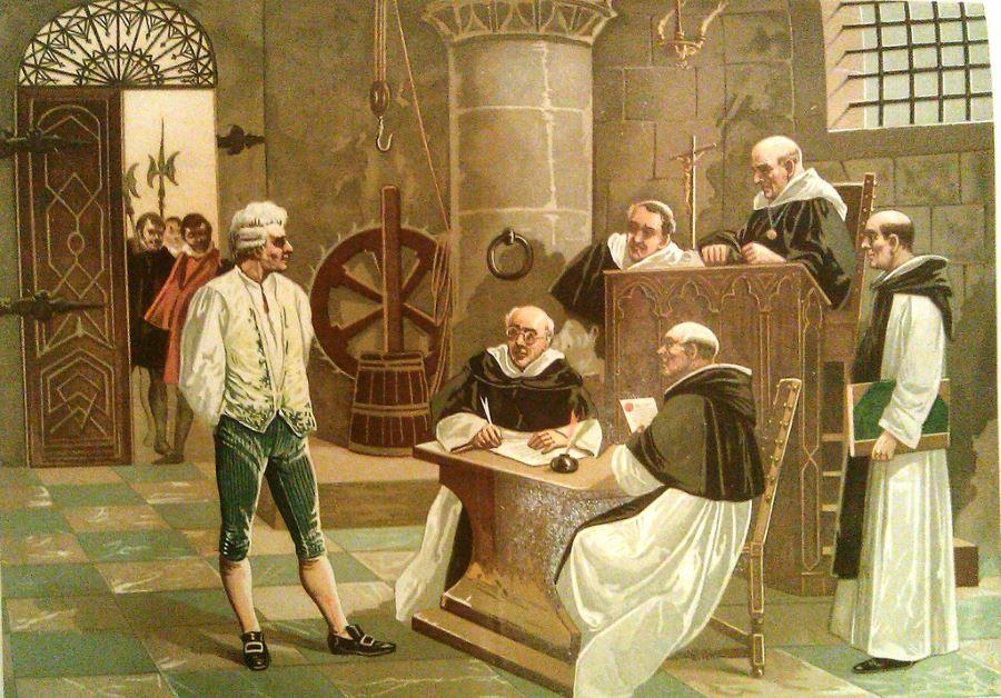Historia de la Inquisición